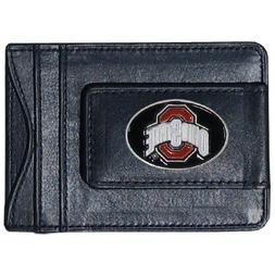 SISKIYOU 172395 NCAA -  Money Clip and Cardholder Ohio State