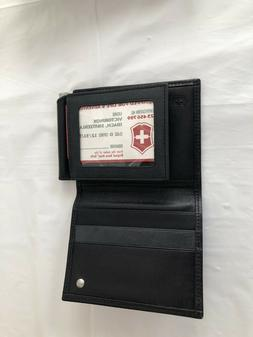 Victorinox 2 In 1 Money Clip Black