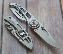 5.75 INCH OVERALL GERBER RIPSTOP I FRAME-LOCK FOLDING KNIFE