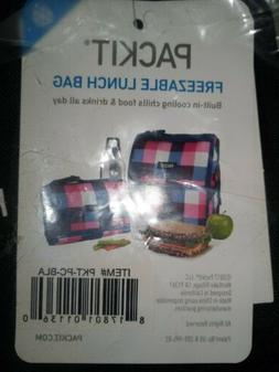 PackIt Freezable Mini Lunch Bag, Black
