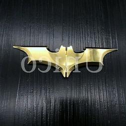 Alloy Man Batman Batarang Money Clip Bronze Stainless Steel