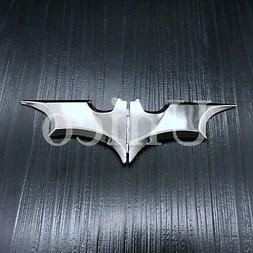 Alloy Man Batman Batarang Money Clip Bronze Stainless Steel