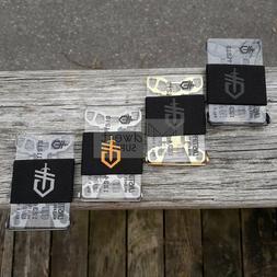 Gerber Barbill EDC Wallet Cards and Cash Money Clip All Vari