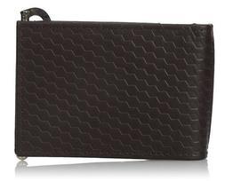 Buxton Bellamy RFID Blocking Leather Z-Fold Wallet Money Cli
