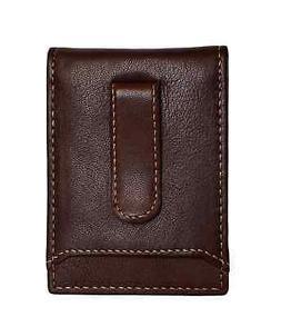 Timberland Blix Flip Clip Men's Genuine Leather Wallet