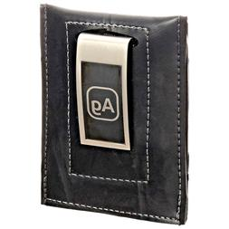 ALCHEMY GOODS Bryant Money Clip Front Pocket Wallet, - Black