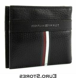 TOMMY HILFIGER Corporate L Mini CC Wallet And Money Clip Pur