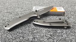 Gerber Covert FAST Open Assisted Pocket Knife Titanium Foldi