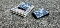 """Custom Kydex """"Money Clip"""" in Skull pattern ))))"""