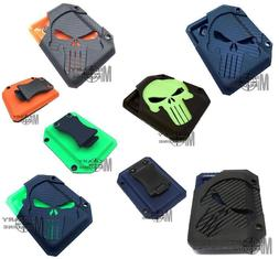 Dark Punisher Wallet 5 Colors Edition Special Kydex With Mon