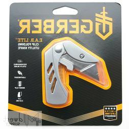 Gerber EAB Lite Industrial Utility Folding Knife Replaceable