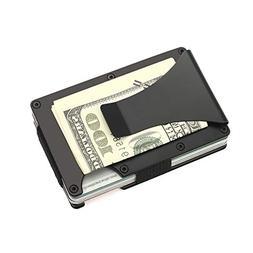 Fashion Credit Card Holder Travel Mini Wallet Men Slim Card