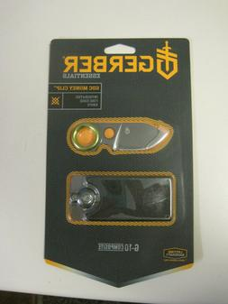 Gerber GDC Money Clip model 31-002521, new in package