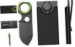 Gerber GDC Money Clip w/ Built-in Fixed Blade Knife