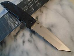 Gerber Icon Tanto Big Pocket Knife Tactical Folder 7Cr17 31-