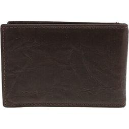 ingram rfid bifold leather wallet