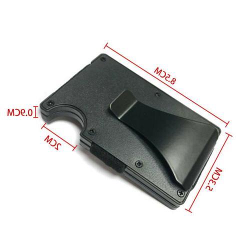 1/2x Slim Clip Credit Card Minimalist