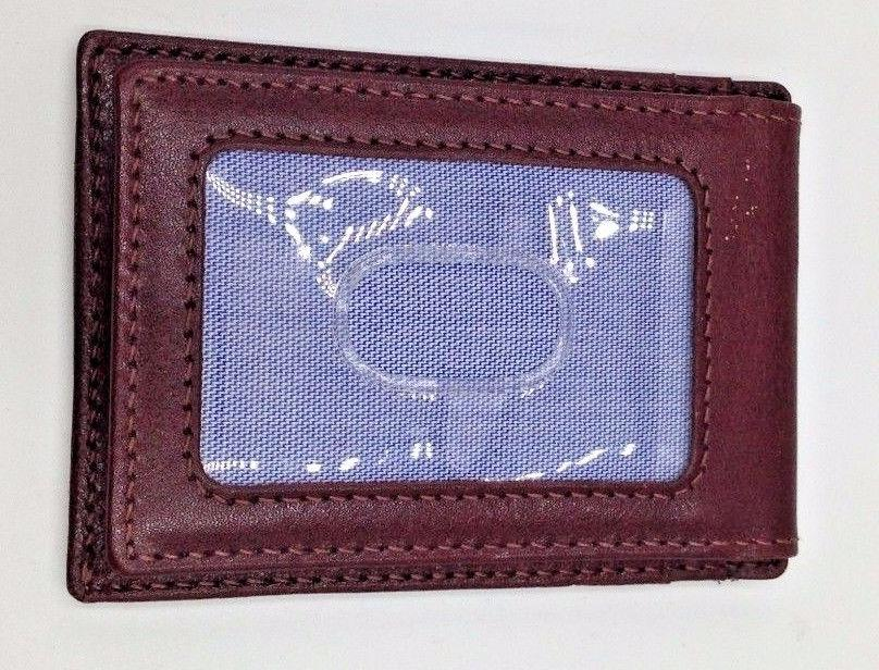 $103 HILFIGER BROWN ID WALLET