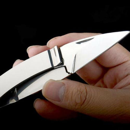 1PCS Lightweight Pocket Knife Money Outdoor