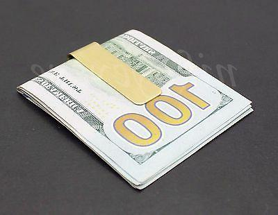 2 Slim Money Clip Credit Wallet Blue USA