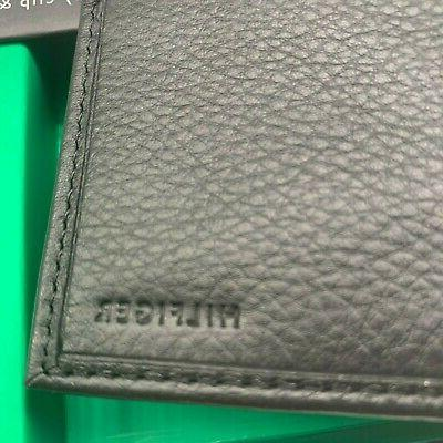 $65 TH MENS BIFOLD MONEY LEATHER GIFT SET