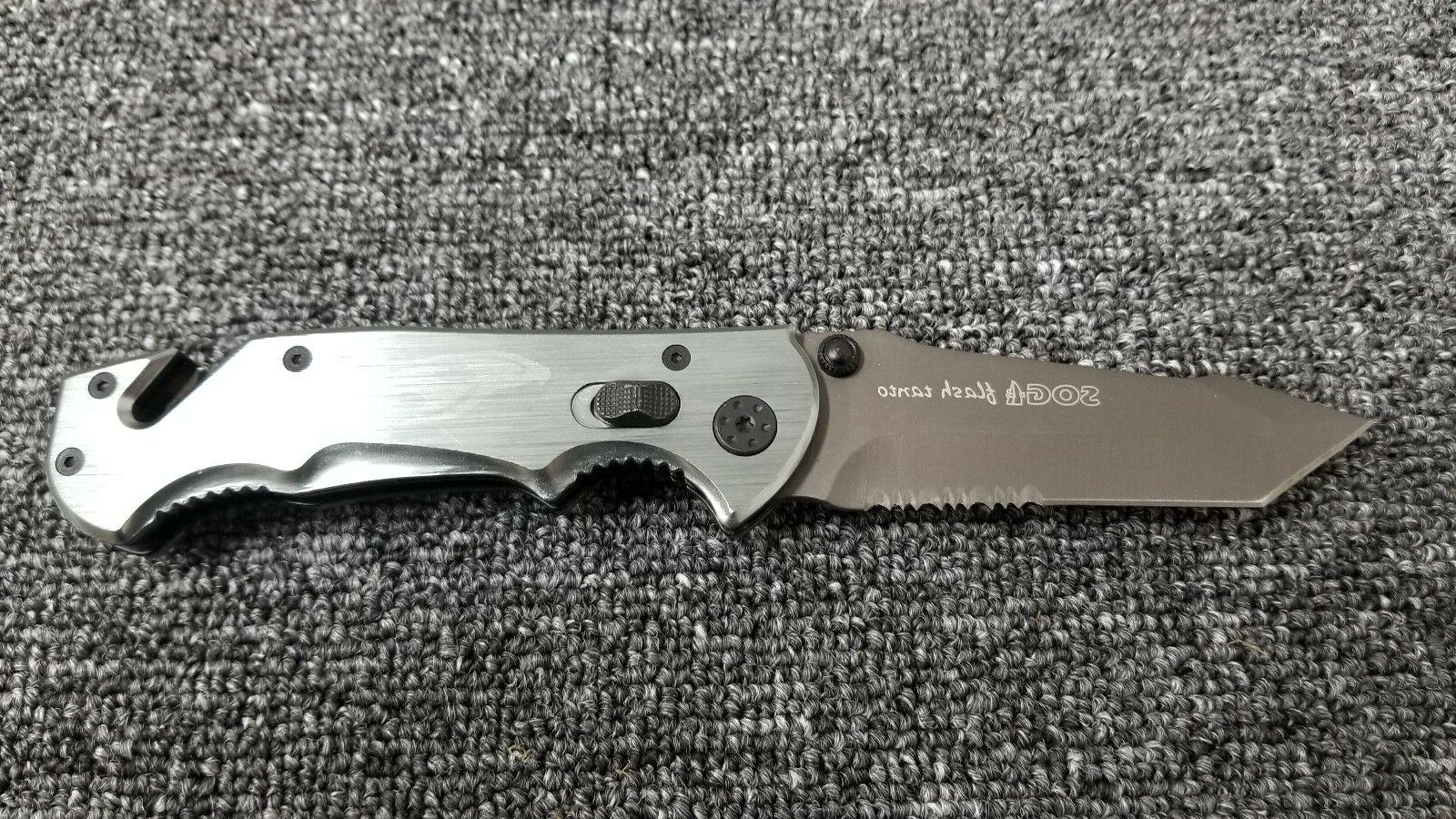POCKET w TANTO BLADE New