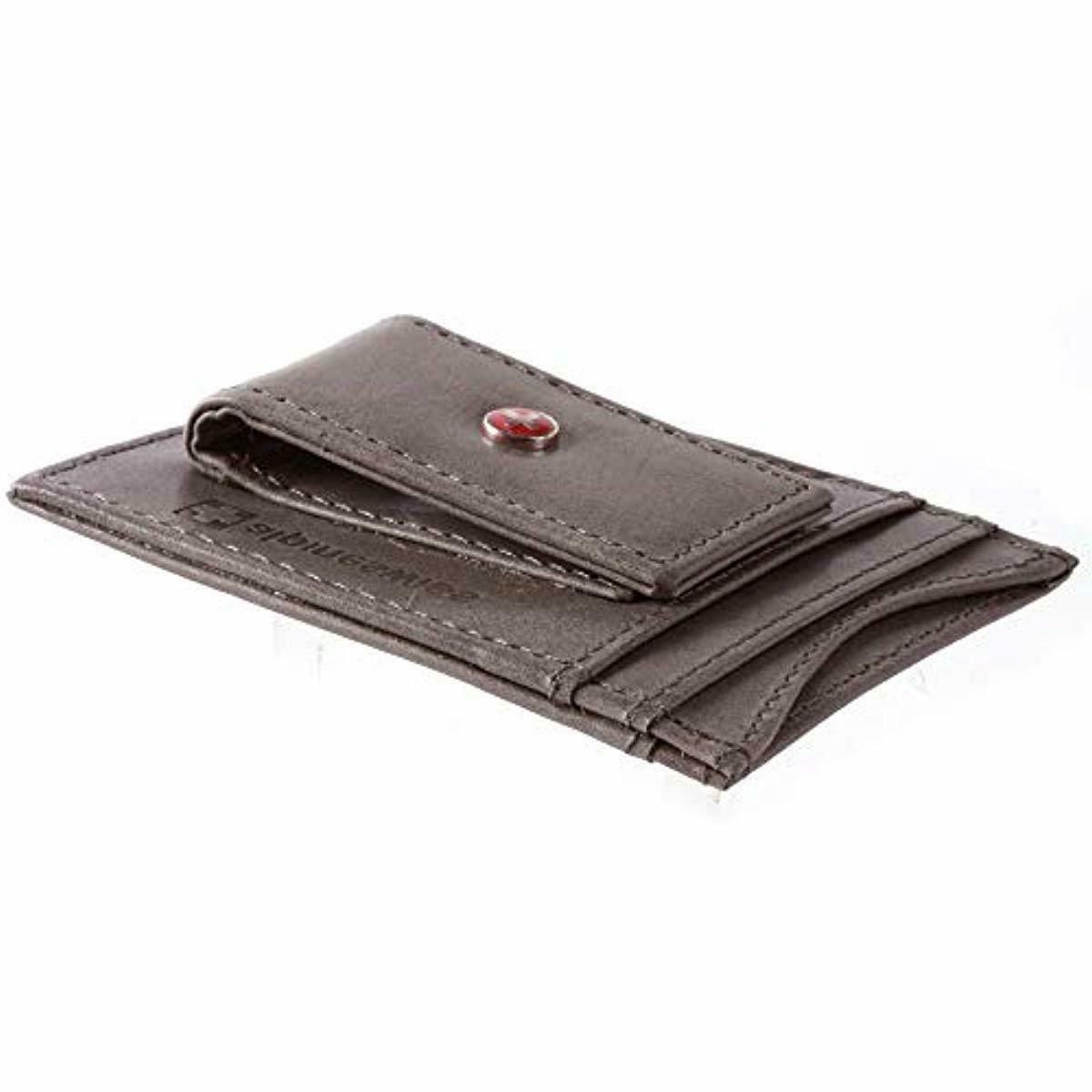 Alpine Leather Money Slim