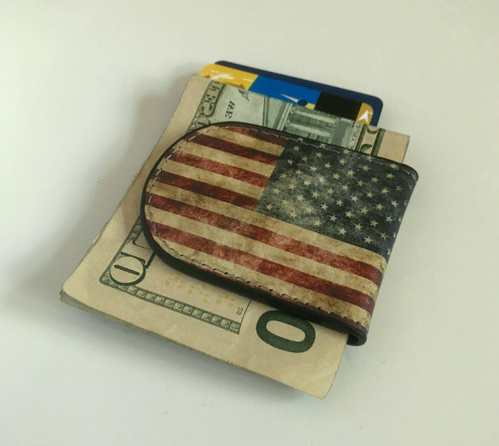 American Leather Clip with US USA