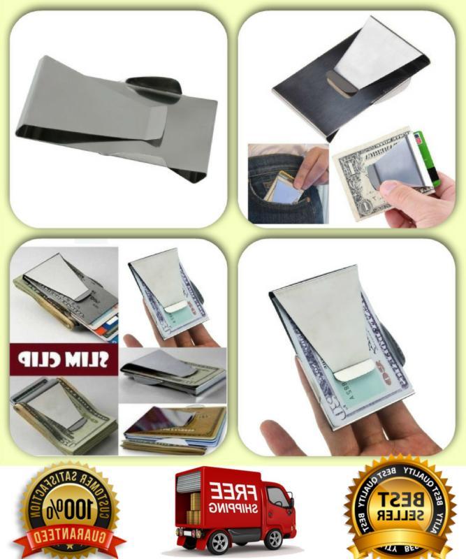 apg stainless steel slim clip