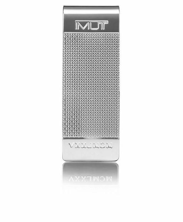 Tumi Money Clip, Silver, 12602SLV