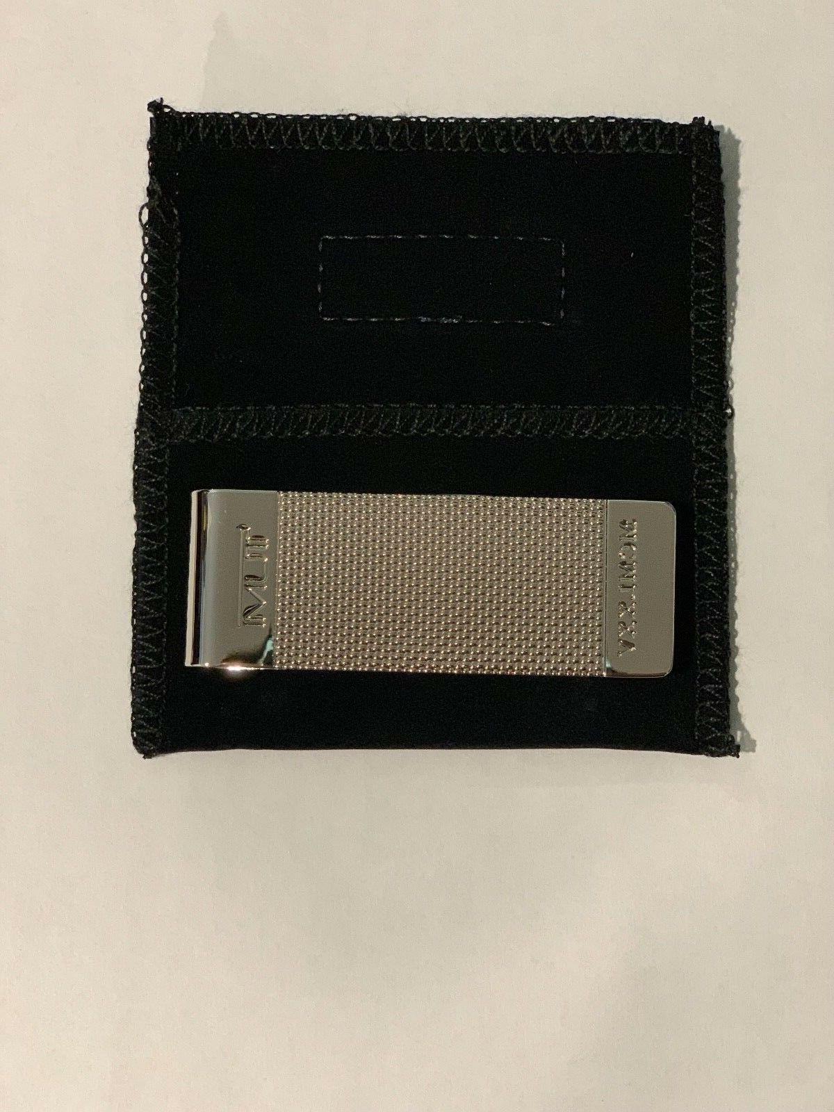 Tumi Clip, 12602SLV