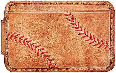 Baseball Stitch Wallet