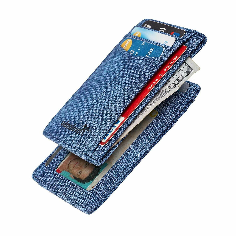 Best Pocket Minimalist Slim Wallet Leather Size all