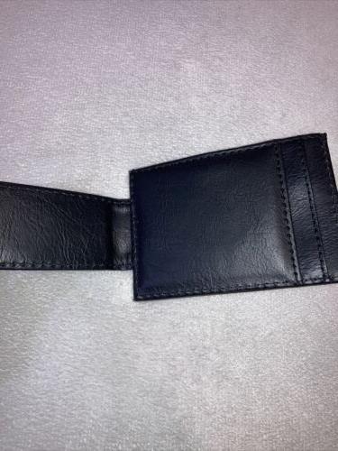 Black Columbia Clip Wallet