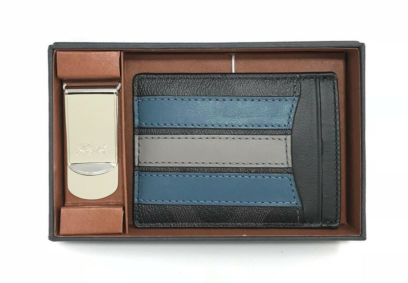 boxed 3 in 1 card case gift