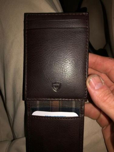 Brand Wallet/money Clip