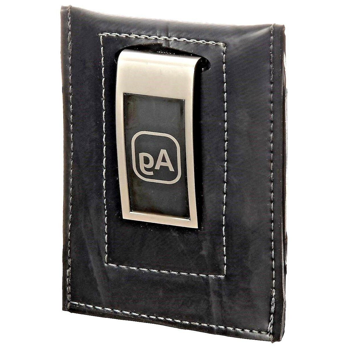 bryant money clip front pocket wallet black