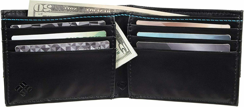 Columbia In Shield Wallet