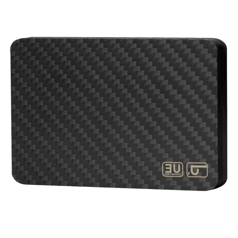 carbon fiber magnetic wallet ue slim modular