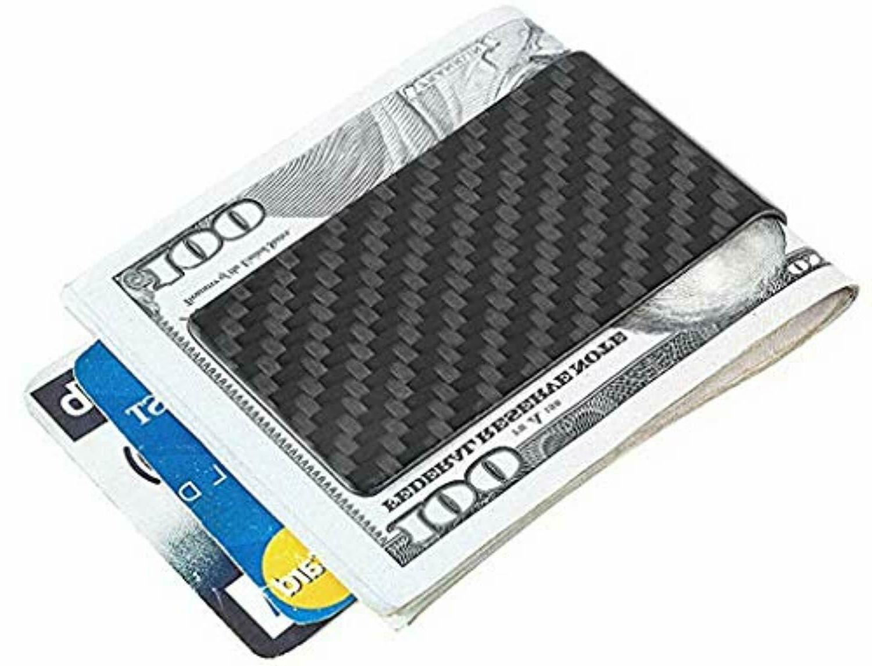 Travelambo Carbon Money Clip