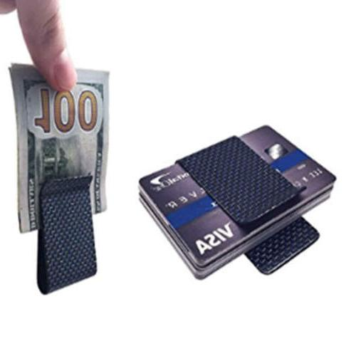 Men's Holder Card Wallet Fiber