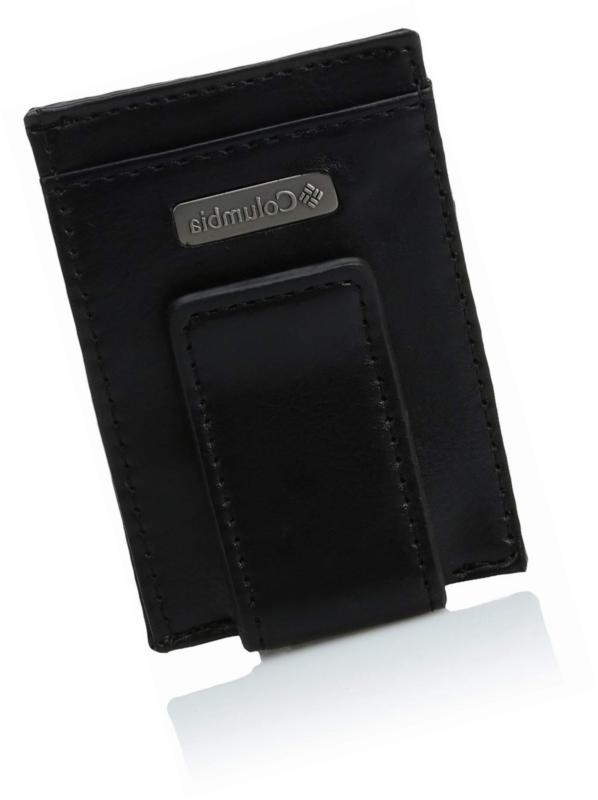 Card Case with Tension Clip