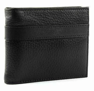 TOMMY L Mini Wallet Money Black NEW