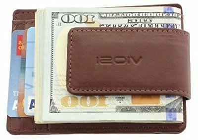 credit card holder mens leather