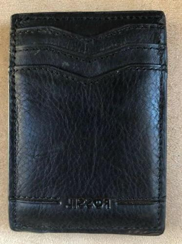 credit card wallet and money clip men