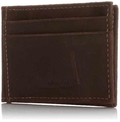 Timberland Delta Clip Wallet