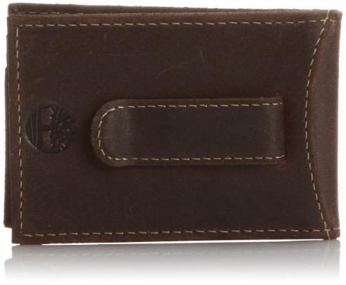 Timberland Flip Clip Wallet