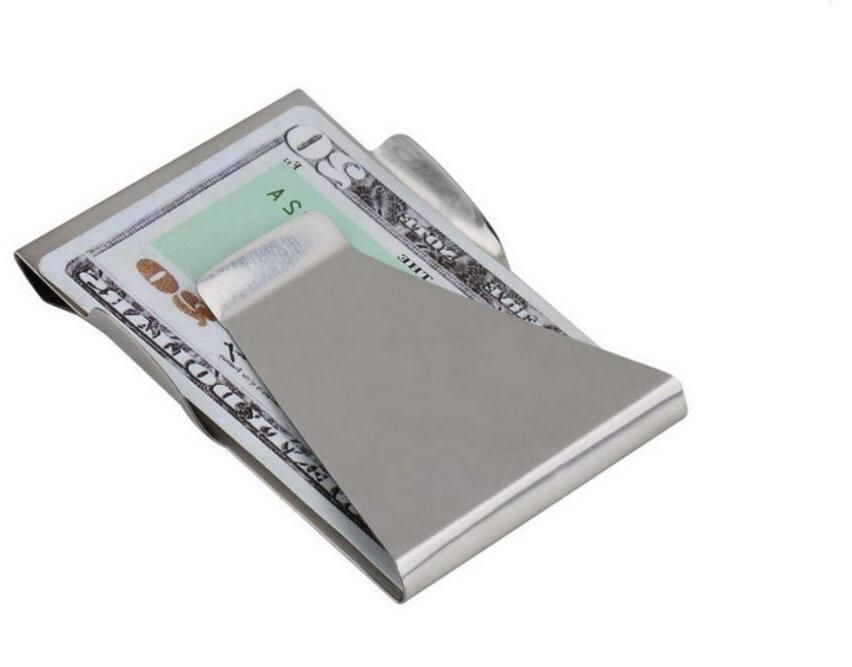 Fashion Holder Wallet Stainless Steel