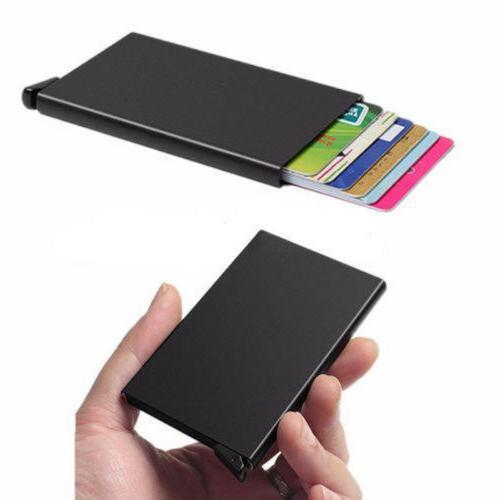 Fashion Clip Wallet Slim Case