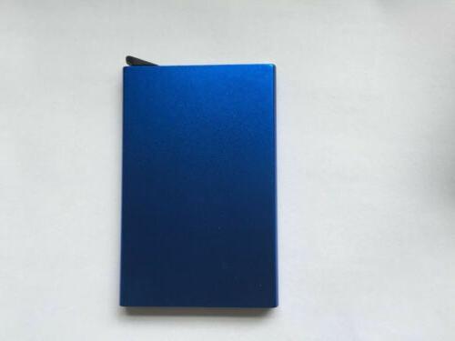 Fashion Clip Front Wallet Card Case